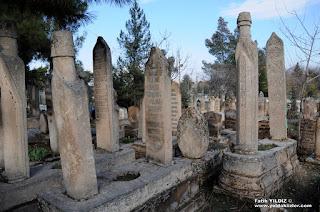Urfa'da Mezarlık