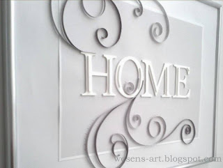 HOME with quilling 3   wesens-art.blogspot.com