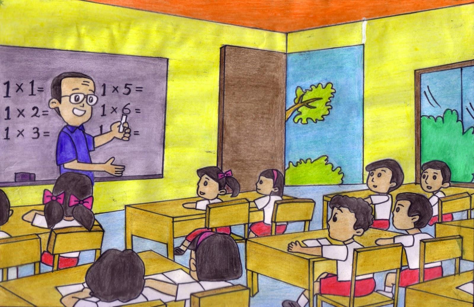 Pascabentrokan, Sekolah di Lia Masih Diliburkan