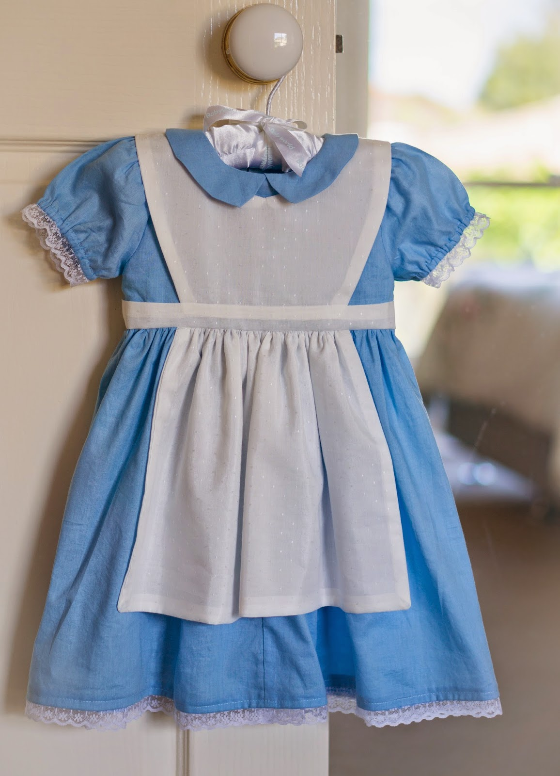 Twenty First Century Lady Alice In Wonderland Baby Dress