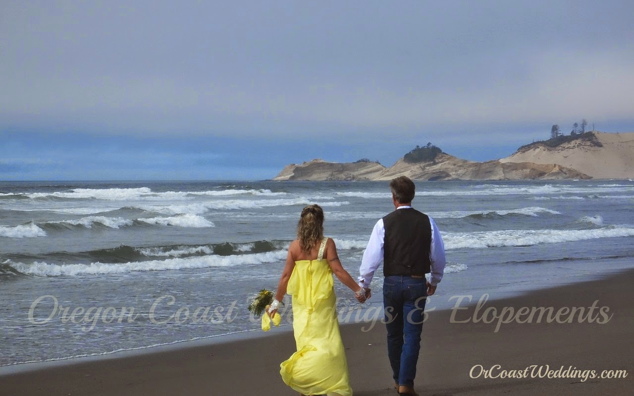 Oregon Coast Elopement