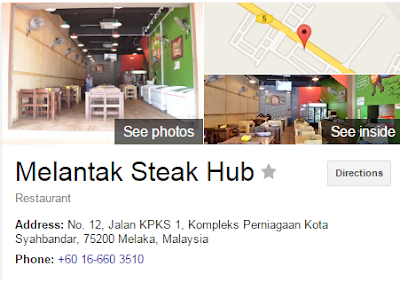 melantak steak hub 1