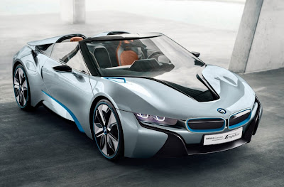 Marvelous This Is The BMW I8 Spyder Concept That Will Debut At The Upcoming Beijing  Motor Show. This Topless I8 Comes Barely A Year After BMW Wheeled Out The  I3 And ... Good Ideas
