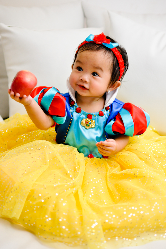 Ayesha S 1st Birthday Snow White Theme Party Photos By Vic