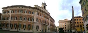 Palazzo di Montecitorio (foto ap)