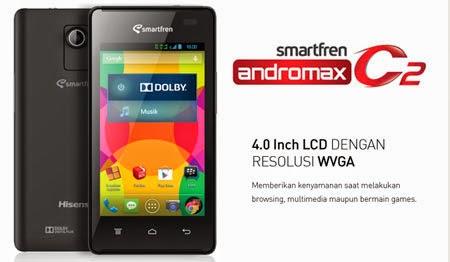 andromax c2 smartfren harga dan spesifikasi android andromax c2