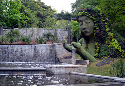 Imaginary Worlds, Earth Goddess, Atlanta Botanical Garden
