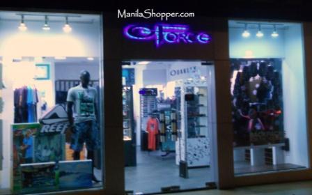 oakley factory store  Manila Shopper: Outlet Shopping at Paseo de Sta. Rosa
