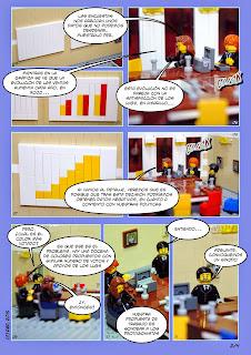 Brickómic 3: La gran decisión (página 2 de 4)