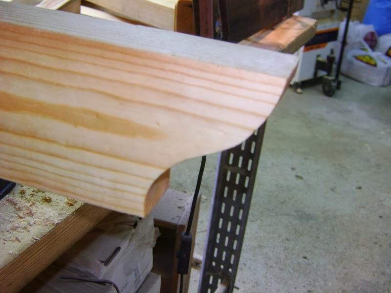 El sexagenario porche cenador - Como hacer porche de madera ...