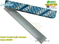 Kotak Pensil Batik Madona