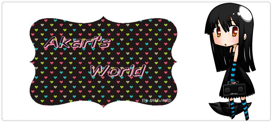 Akari's world