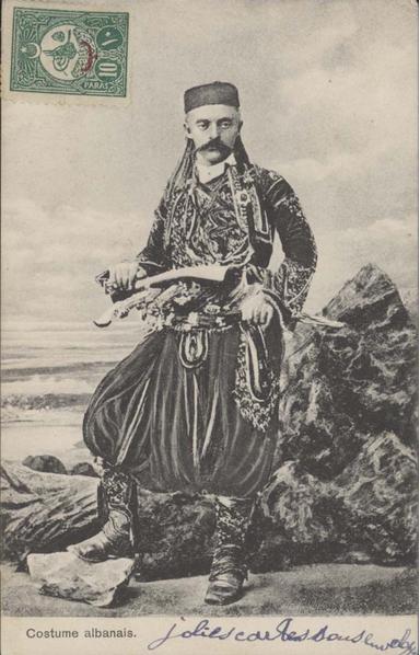 Albanais (Gegë)