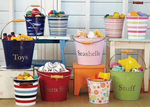 Decoraci n f cil habitacion infantil ordenar juguetes - Comment ranger les jouets ...