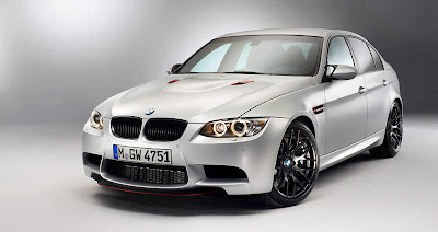 2012 BMW M3 CRT Front Side
