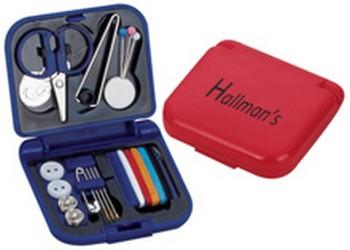 Brindes Gratis Mini Kit de Costura da Hallman's