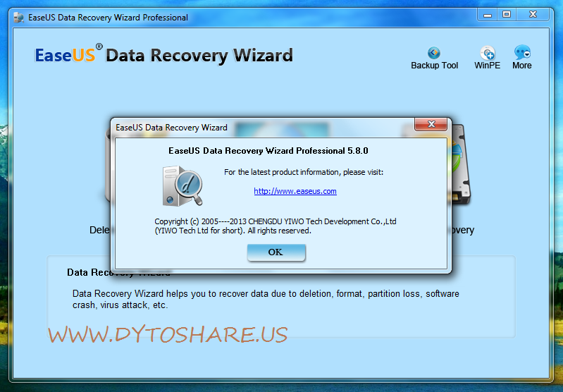 Easeus data recovery wizard pro crack. DytoBagas Software Crack.