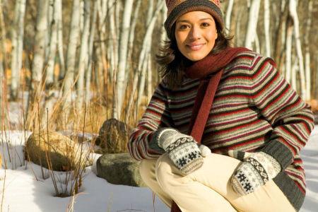 mooie winterkleding