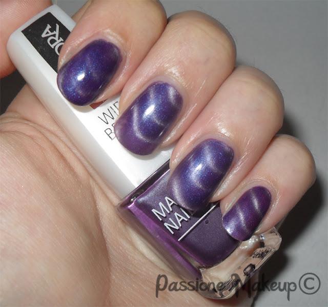 Isadora magnetic nail polish magnetic mania