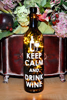wine bottle lights, TipsyGLOWs