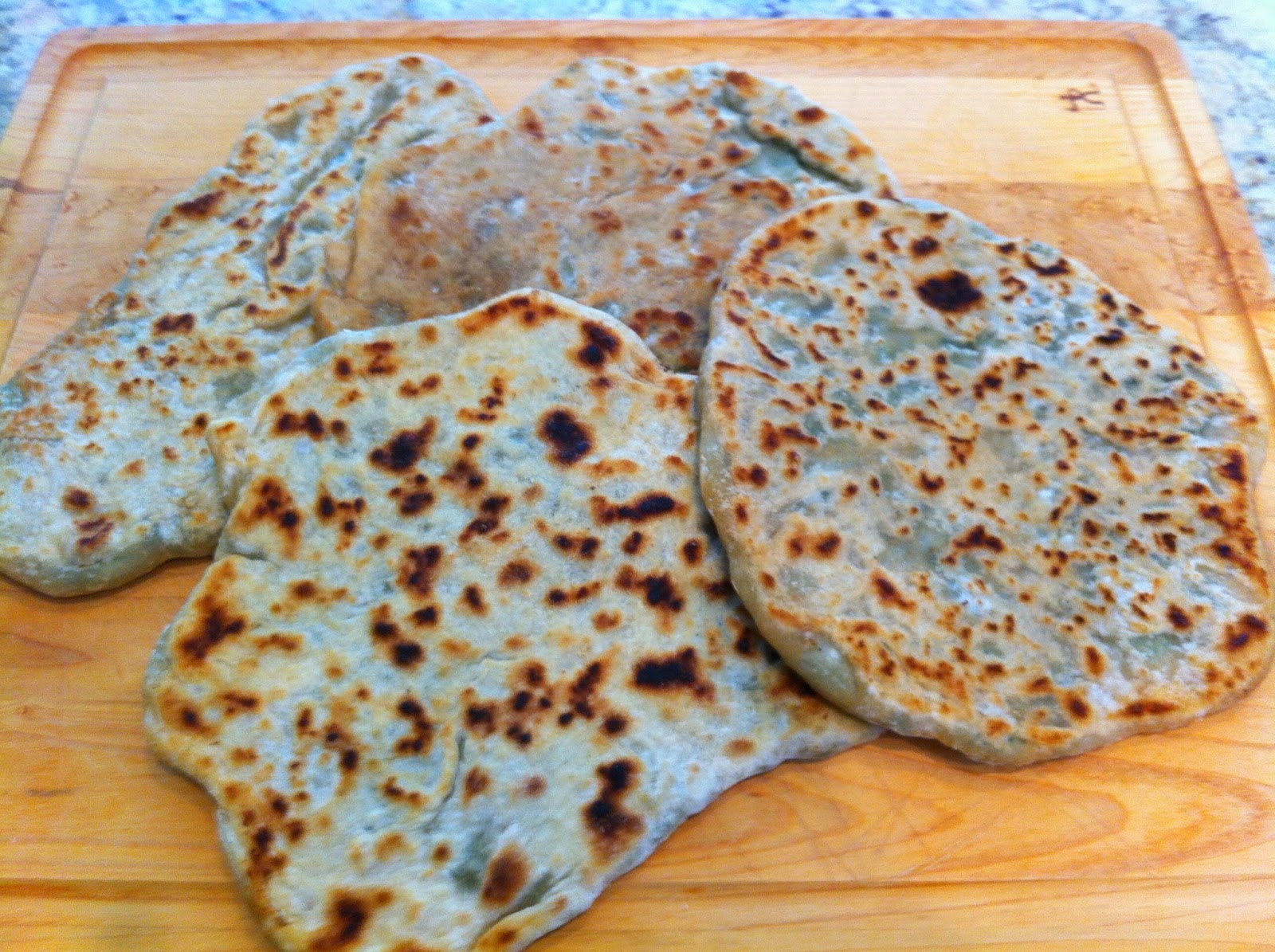 How to make Armenian lavash roll with garlic and mustard sauce