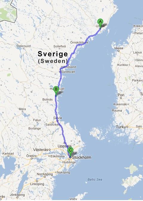 resa borttagningsmedel djup hals nära Stockholm