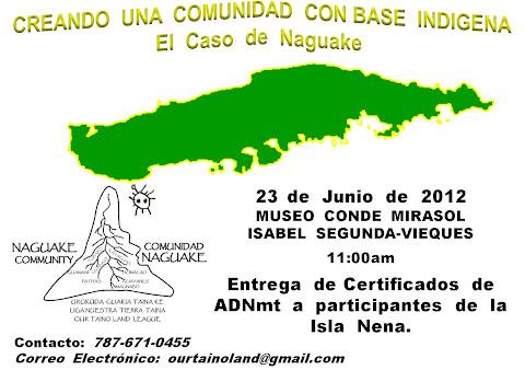 Conferencia: Creando  una  Comunidad  con Base  Indigena