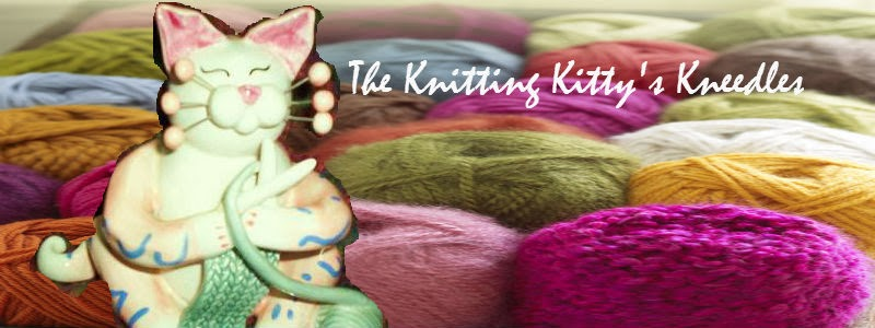 The Knitting Kitty's Kneedles