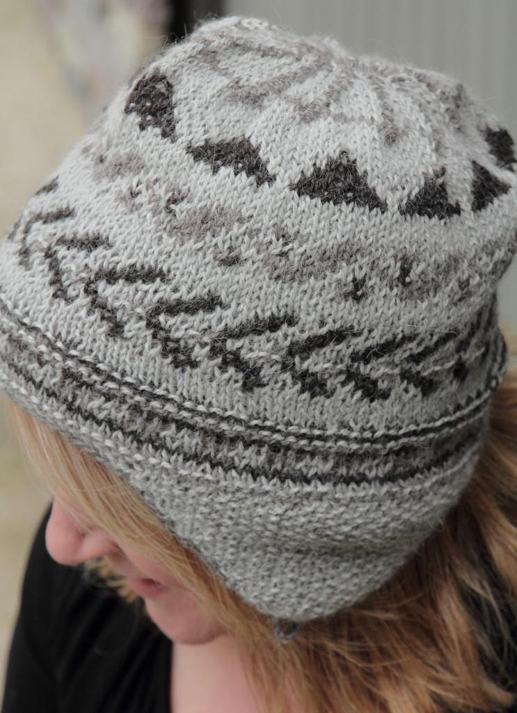Knitting Pattern Peruvian Hat : My Fish likes to knit: Peruvian Hat pattern