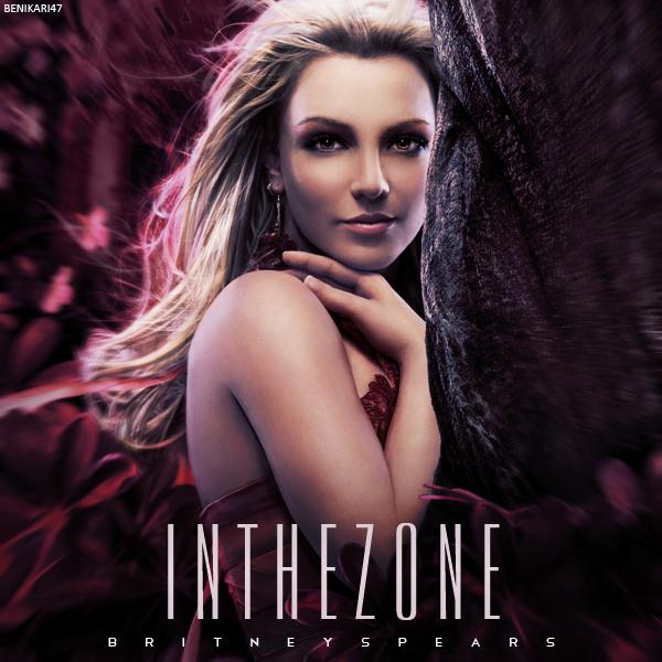 in the zone britney spears album cover - photo #6