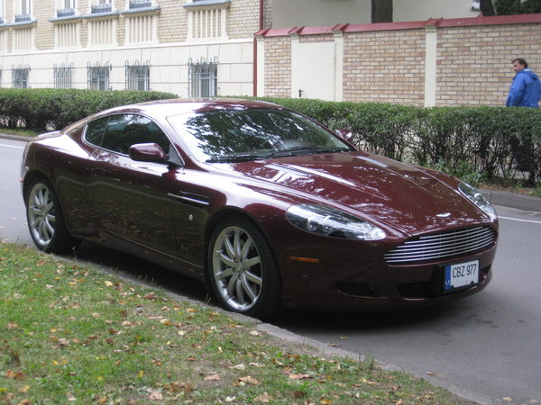Aston Martin DBS Car Of My Dreams