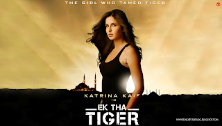 Ek Tha Tiger HD Wallpaper Starring Hot Katrina Kaif