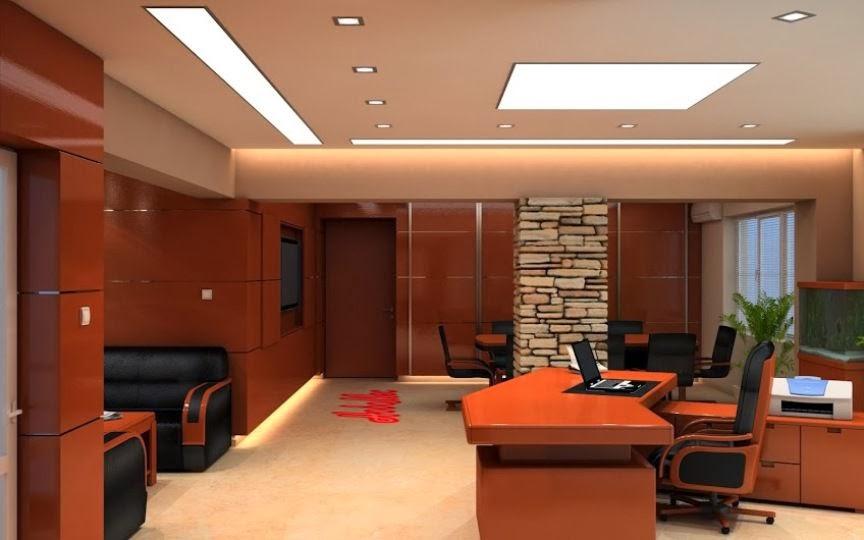 Офиси и магазини 3D