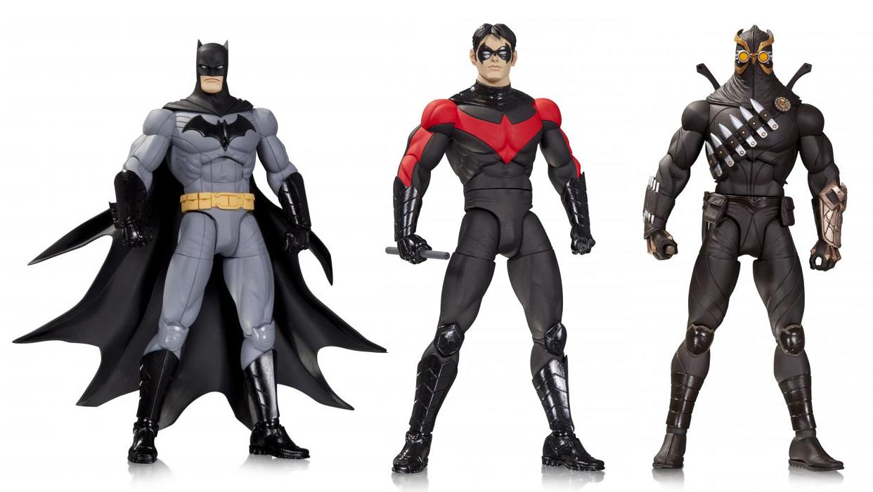 Batman young justice figure