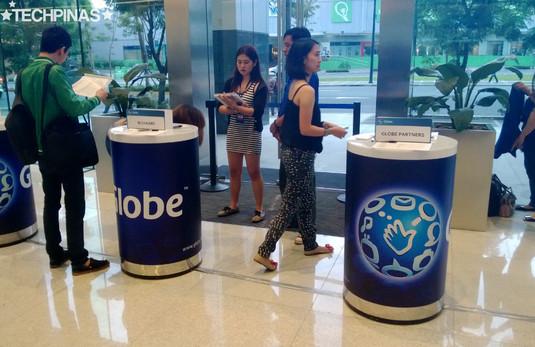 globe gounli30, globe new building, go unli 30