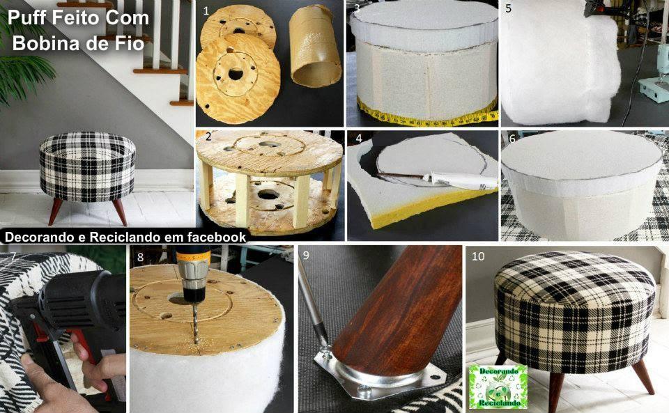 Amato l'arte del riciclo creativo: Bobina TV33