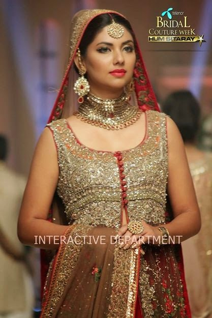 Bridal Couture Fashion week 2014