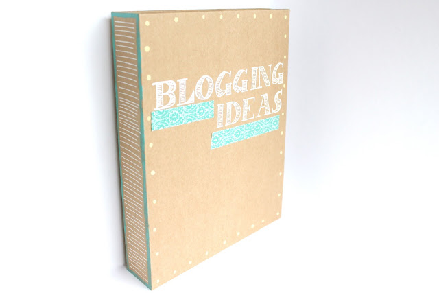 blog  idea organiser