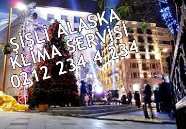 Alaska Şişli Klima Servis