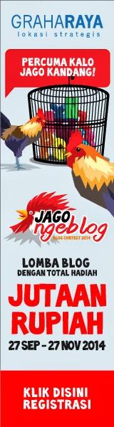 Bintaro Blog Writing Competition