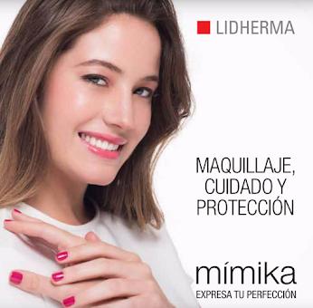 LIDHERMA - CATÁLOGO Maquillaje Mimika Setiembre de 2017: