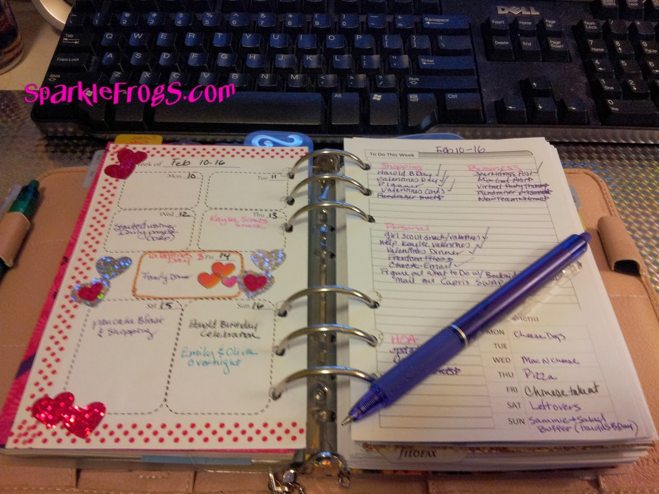 free online day planner