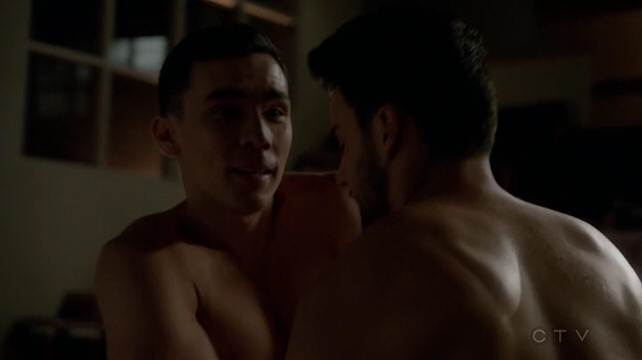 olivers bf in how to get away