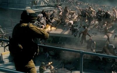 Música y Cine: Cine/Tráiler // World War Z - Guerra mundial Z