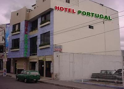 Hoteles en Ambato Hotel Portugal Ambato