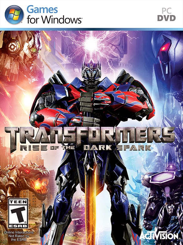 Transformers Rise of the Dark Spark Download Full Version PC Game