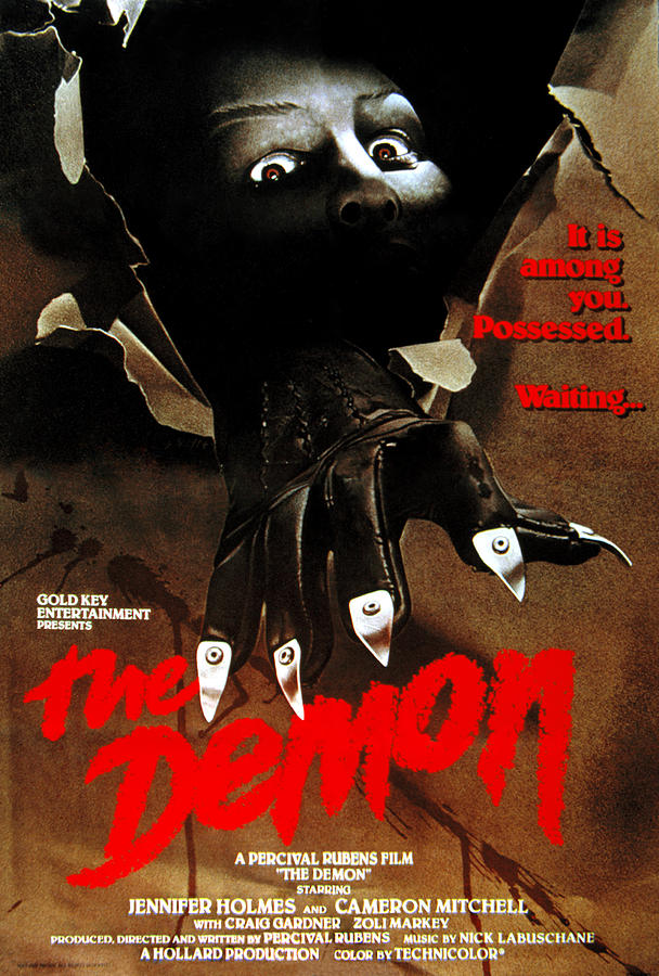 obscure video and dvd blog the demon 1981 mill creek