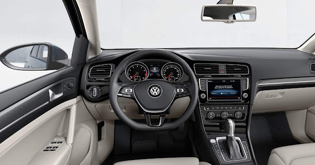 VW Golf Variant 2016 - painel