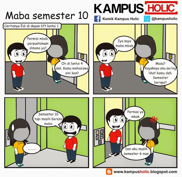 #896 Maba semester 10