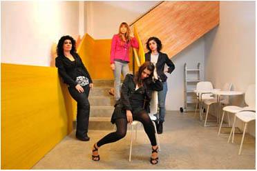 Escritoras  jovenes 2009